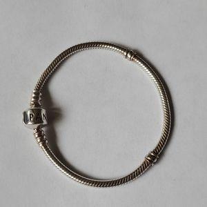 Pandora Classic Silver Bracelet